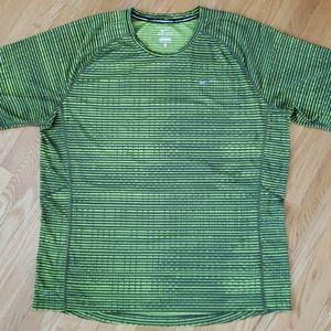 Nike men's Dri Fit short sleeves tshirt
